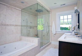 Lakeview Chicago Bathroom Remodeling photo