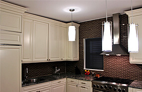 Lakeview Chicago Kitchen Remodeling photo