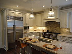 Streeterville Chicago Kitchen Remodeling photo