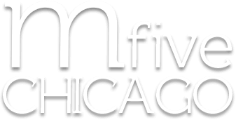 Mfive Chicago Footer Logo